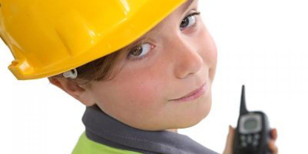 I'm a builder!